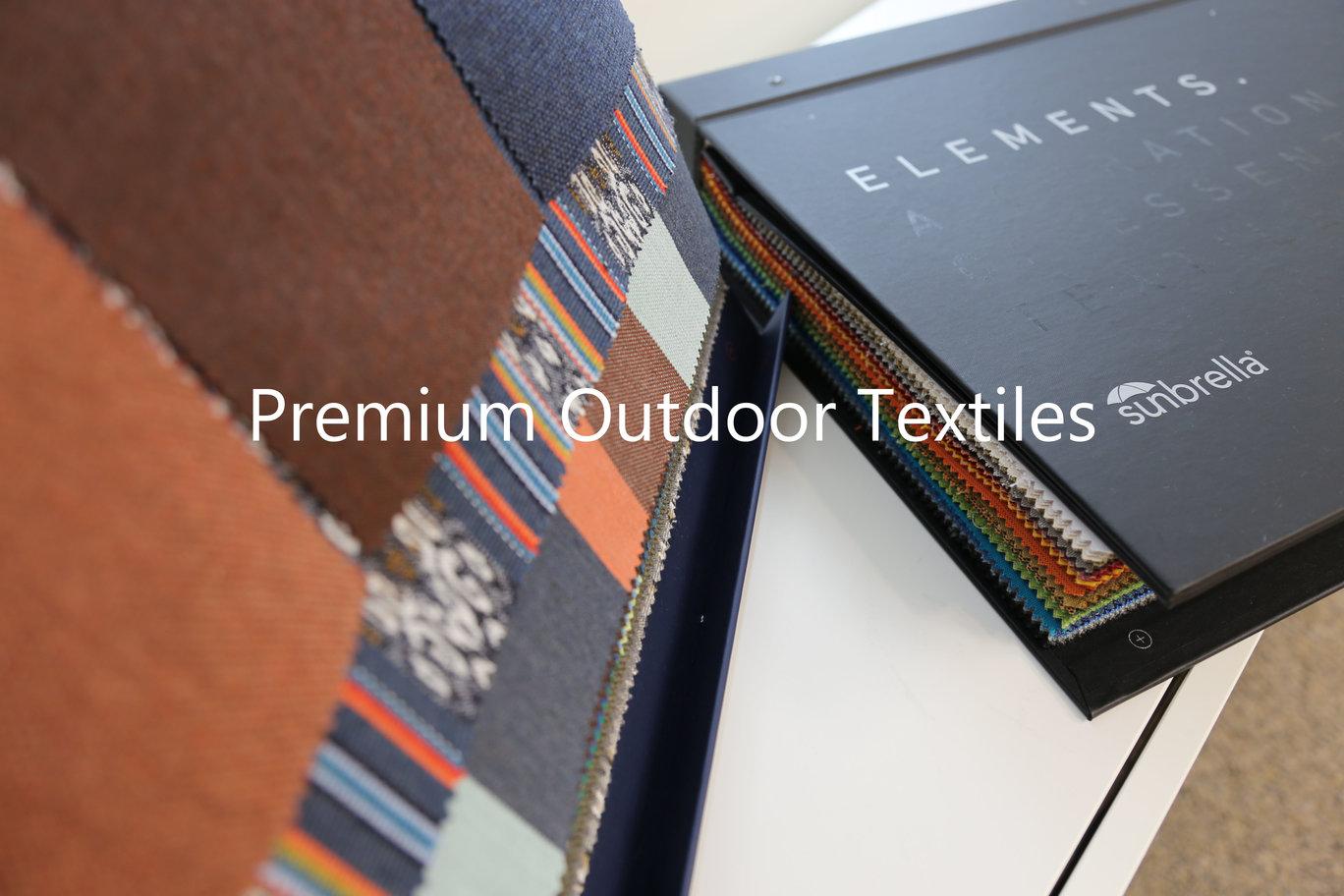 Premium Outdoor Textiles